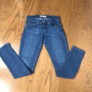 Levi's Too Superlow 524 Jeans